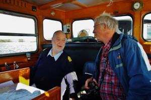 Båtutflykt till Rotösund