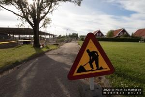 Det händer lite i Åmål – byggnation av Willys butik